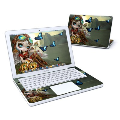 MacBook 13in Skin - Clockwork Dragonling