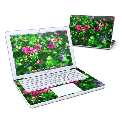 MacBook 13in Skin - Cloverscape