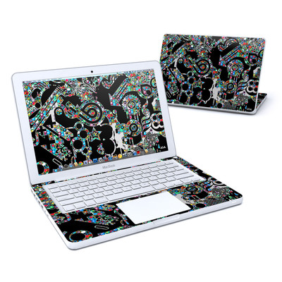 MacBook 13in Skin - Circle Madness