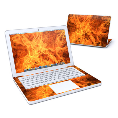 MacBook 13in Skin - Combustion