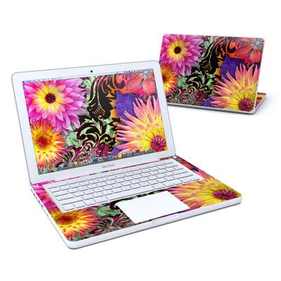 MacBook 13in Skin - Cosmic Damask