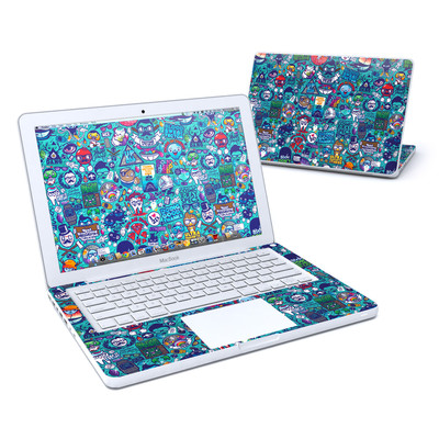 MacBook 13in Skin - Cosmic Ray