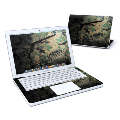 MacBook 13in Skin - Courage