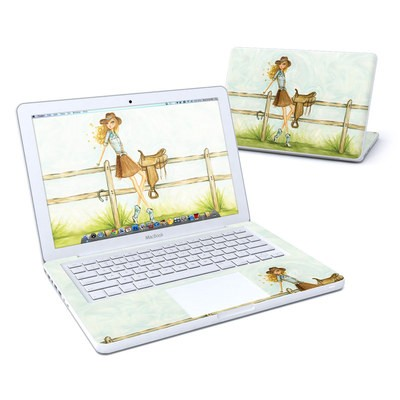MacBook 13in Skin - Cowgirl Glam