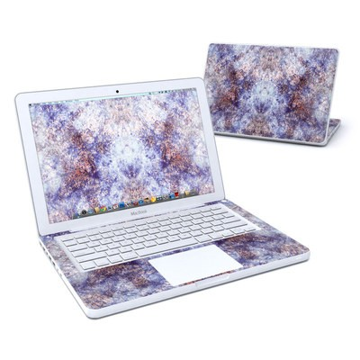 MacBook 13in Skin - Batik Crackle