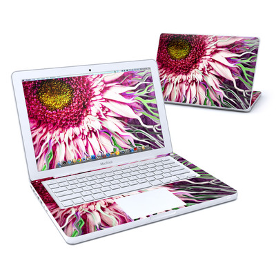MacBook 13in Skin - Crazy Daisy