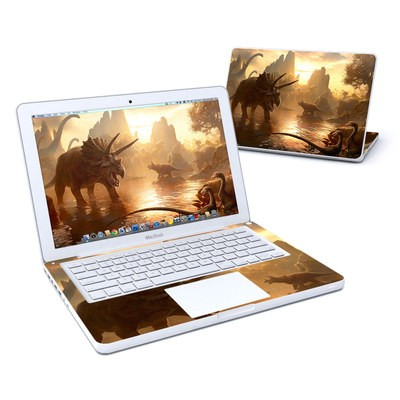 MacBook 13in Skin - Cretaceous Sunset