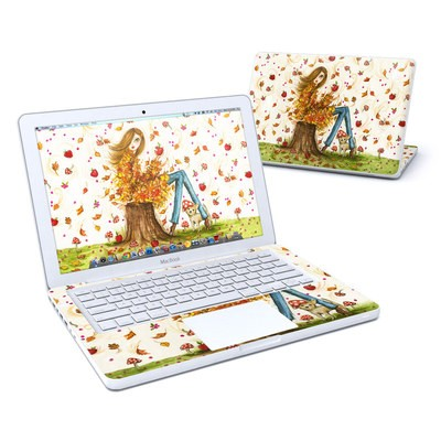 MacBook 13in Skin - Crisp Autumn
