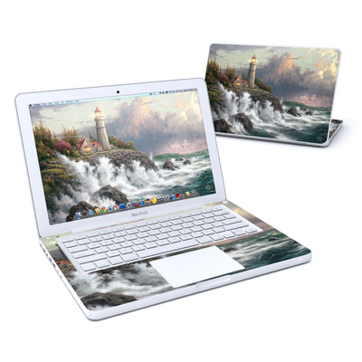 MacBook 13in Skin - Conquering Storms