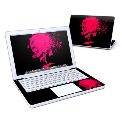 MacBook 13in Skin - Dead Rose