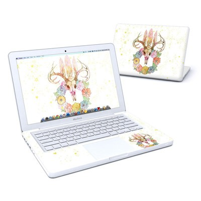 MacBook 13in Skin - Deer Skull