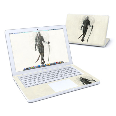 MacBook 13in Skin - Dark Elf