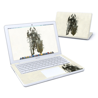 MacBook 13in Skin - Dark Knight
