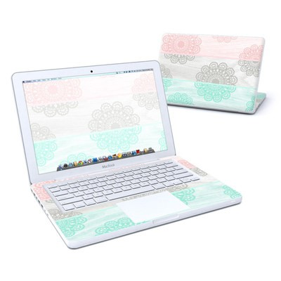 MacBook 13in Skin - Doily