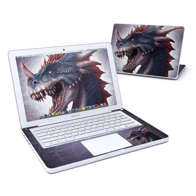 MacBook 13in Skin - Dracosaurus Rex