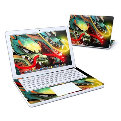 MacBook 13in Skin - Dragons