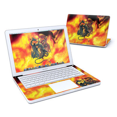 MacBook 13in Skin - Dragon Wars