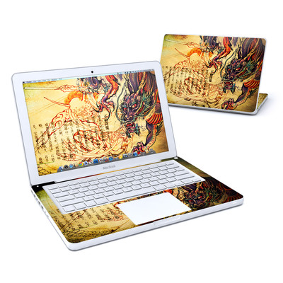 MacBook 13in Skin - Dragon Legend
