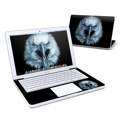 MacBook 13in Skin - Eagle Face