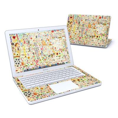 MacBook 13in Skin - Effloresce
