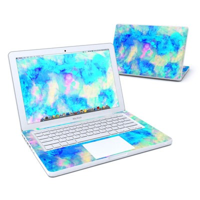MacBook 13in Skin - Electrify Ice Blue