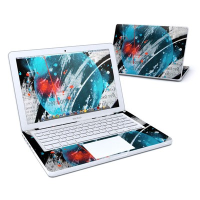 MacBook 13in Skin - Element-Ocean