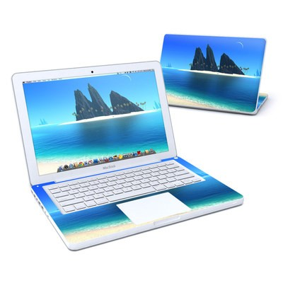 MacBook 13in Skin - Endless Blue