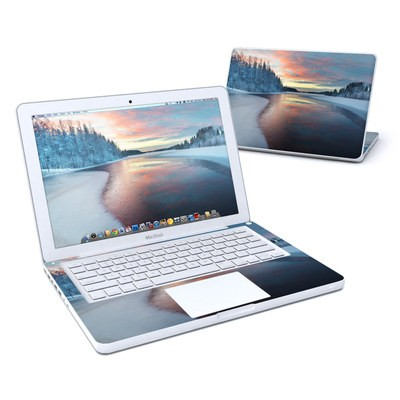 MacBook 13in Skin - Evening Snow