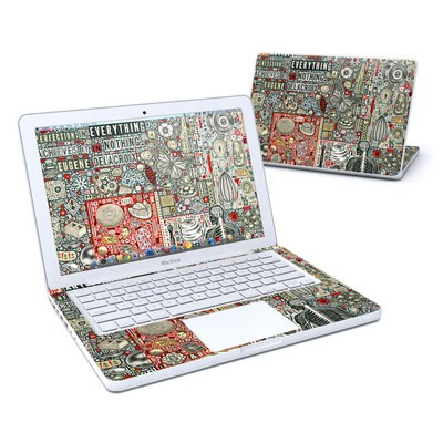 MacBook 13in Skin - Everything and Nothing
