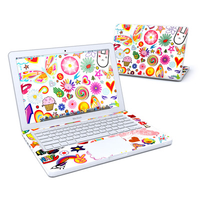 MacBook 13in Skin - Eye Candy