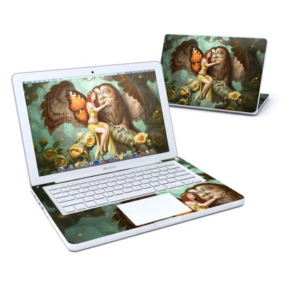 MacBook 13in Skin - Fairy and Owl