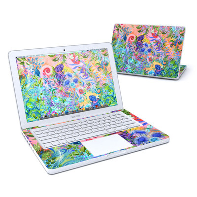 MacBook 13in Skin - Fantasy Garden