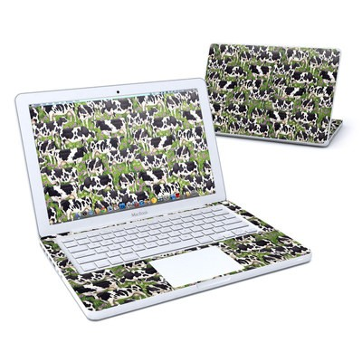 MacBook 13in Skin - Farm Cows
