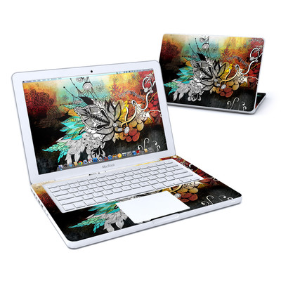 MacBook 13in Skin - Frozen Dreams