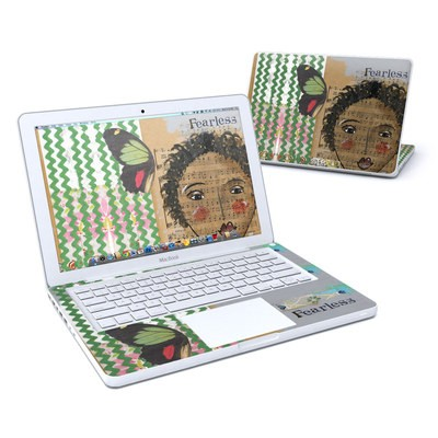 MacBook 13in Skin - Fearless Heart