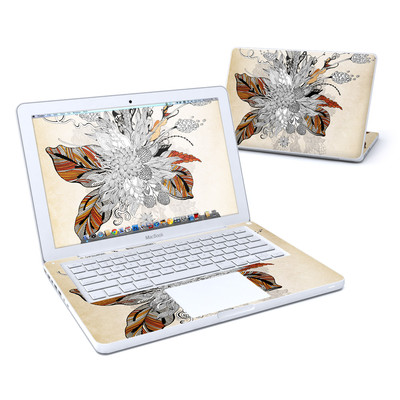 MacBook 13in Skin - Fall Floral