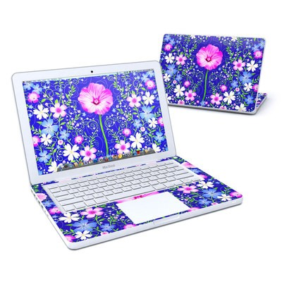 MacBook 13in Skin - Floral Harmony