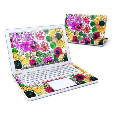 MacBook 13in Skin - Fiore