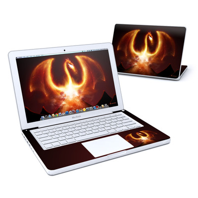 MacBook 13in Skin - Fire Dragon