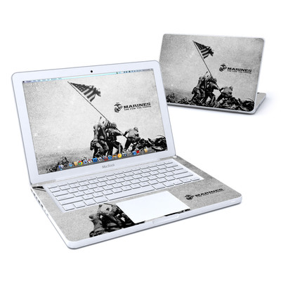 MacBook 13in Skin - Flag Raise