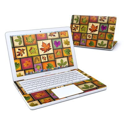 MacBook 13in Skin - Fall Leaves