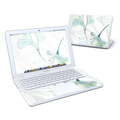 MacBook 13in Skin - Floating Gingko