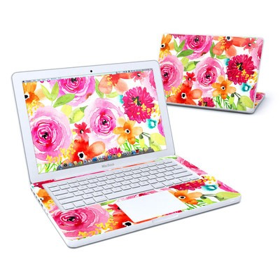 MacBook 13in Skin - Floral Pop