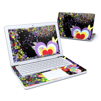 MacBook 13in Skin - Flower Cloud