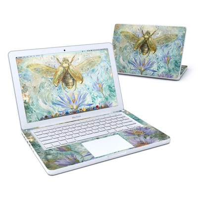 MacBook 13in Skin - When Flowers Dream