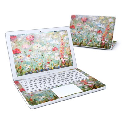 MacBook 13in Skin - Flower Blooms