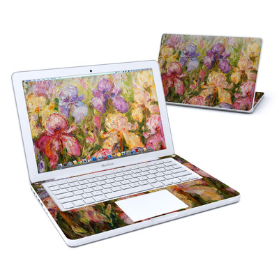 MacBook 13in Skin - Field Of Irises