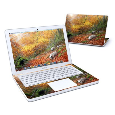 MacBook 13in Skin - Forest Gold