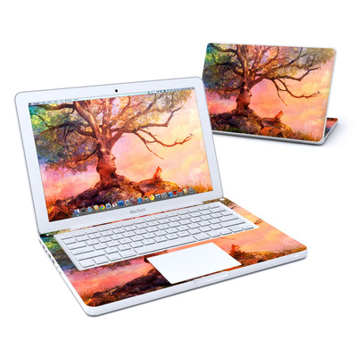 MacBook 13in Skin - Fox Sunset