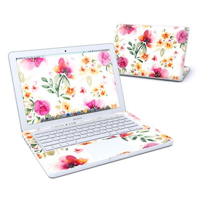MacBook 13in Skin - Fresh Flowers